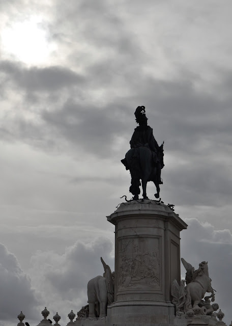 Equestrian statue of King Jose I, 8 Great Discoveries in Lisbon, photo by Modern Bric a Brac