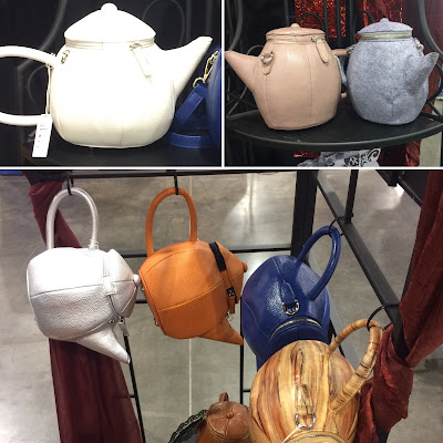 The Discovery of the Teapot Purse Bag, Steampunk Goodness with Gail Carriger