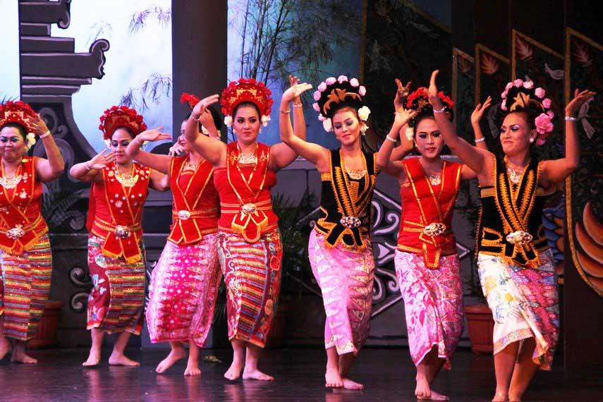 Tari Yapong, Tarian Tradisional Dari Betawi Jakarta