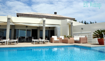 Villa Mar Boda Cádiz Alquiler
