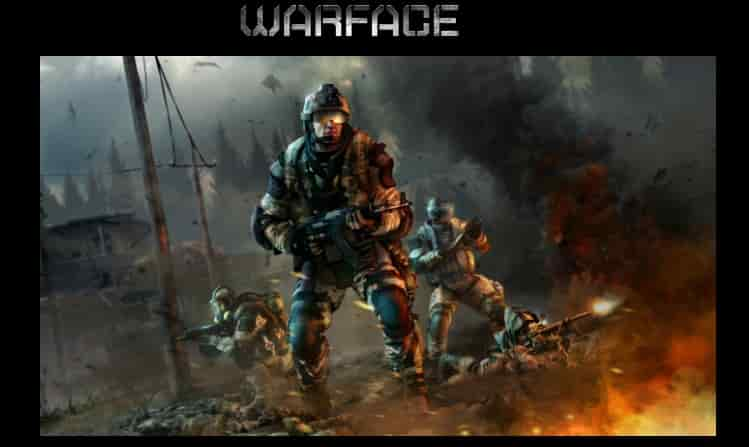 Descargar Warface