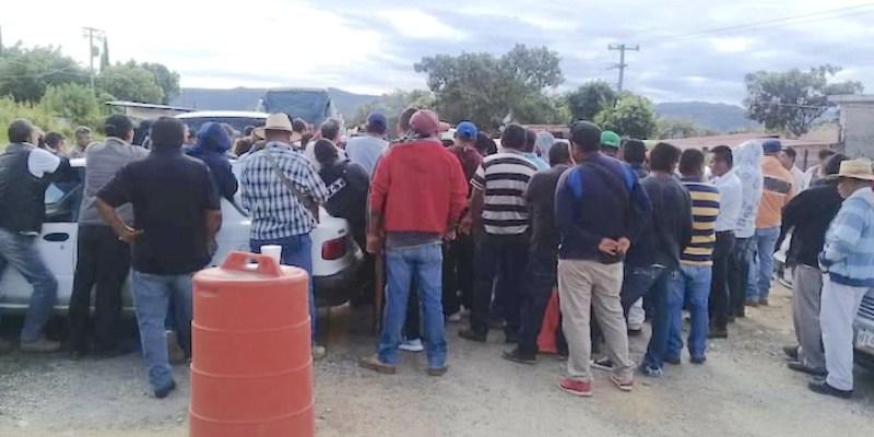 4 Sicarios muertos tras enfrentamiento entre policías comunitarios y La Familia Michoacana