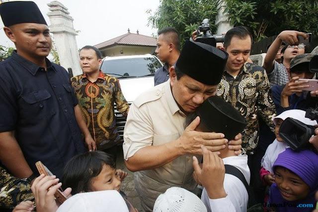 Prabowo: Saya Berkali-kali Pertaruhkan Nyawa untuk Pancasila dan NKRI