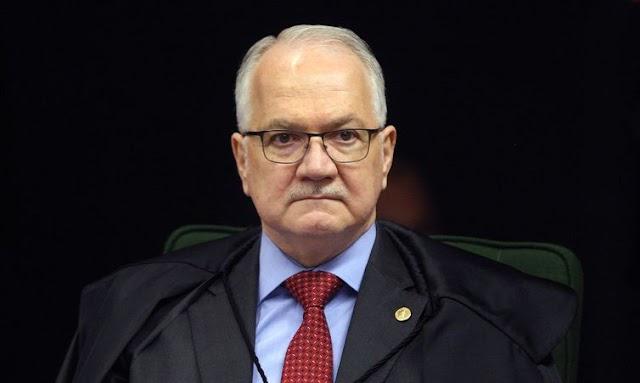 Fachin reverte decisão e Lula terá recurso julgado pelo plenário do STF