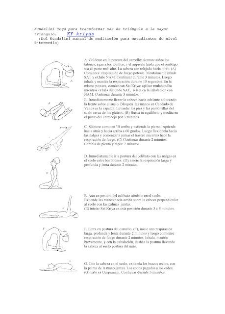 Kriya para quitar la ira | My Home Yoga Practice