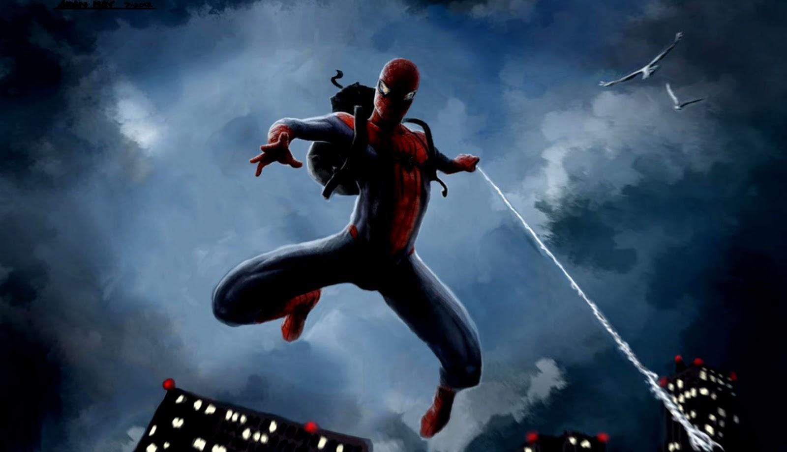 Game Spider Man Hd Wallpaper Wallpapers Snipe