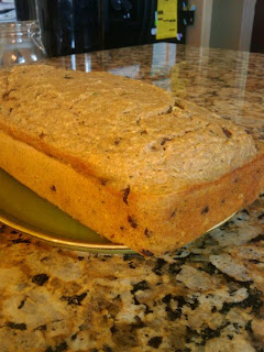 Healthy Paleo Vegetarian Zucchini Bread I Barbara Christensen I Team Beachbody Coach