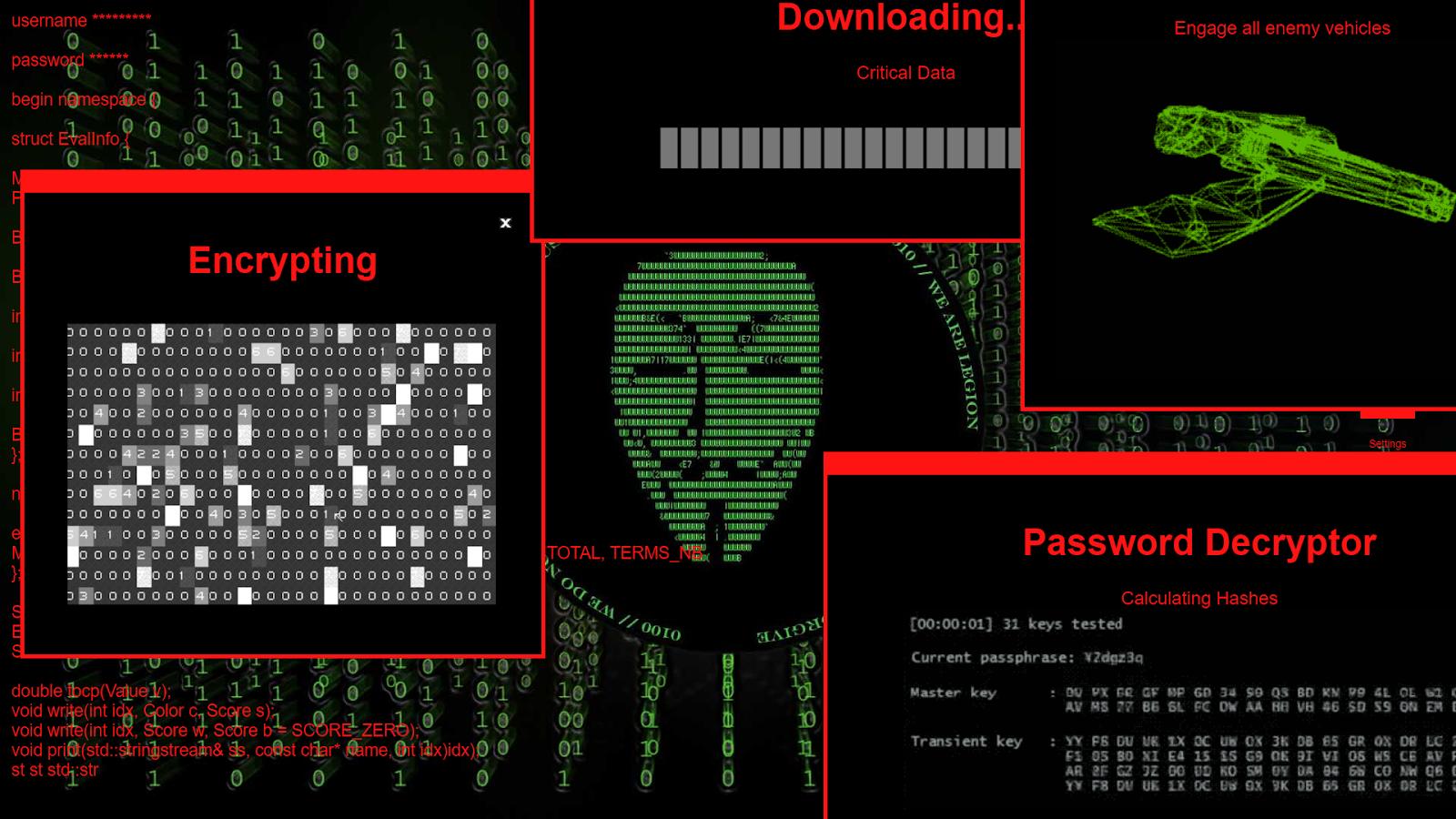 Free Hacking Simulator New 2018 Geektyper Com Online Hacking Prank Sc