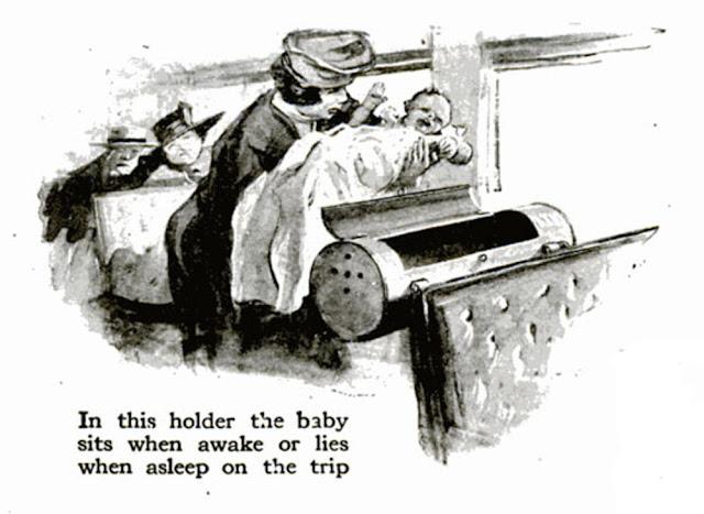 A gyereknevelést a két világháború közt fura eszközökkel tették volna könnyebbé 3