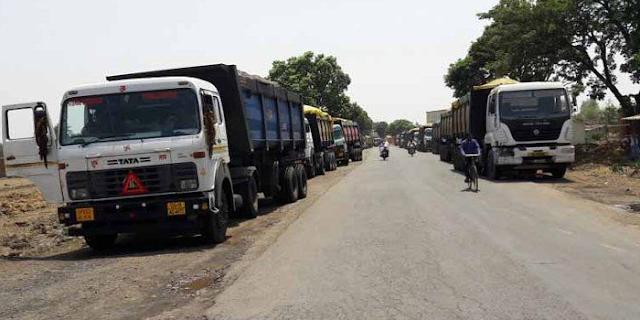 भारत और पाक अधिकृत कश्मीर के बीच व्यापार पर रोक   NATIONAL NEWS