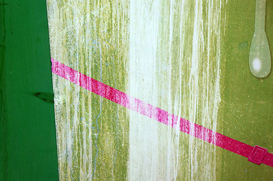 pink, green, white, abstract photography, abstract photo, photographer, abstract urban photography, Sam Freek, art,
