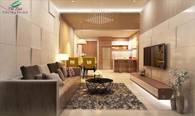 Cơ hội đầu tư cho thuê tại chung cư The Link Ciputra