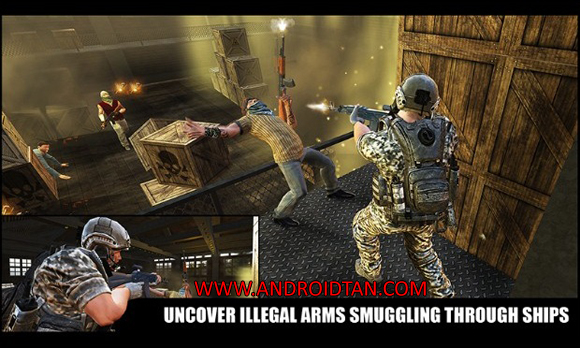 US Army Commando Survival Download Mod Apk v1.0 (Unlimited Money) Terbaru Gratis