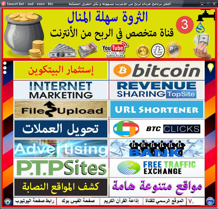 تحميل برنامج الربح من الإنترنت