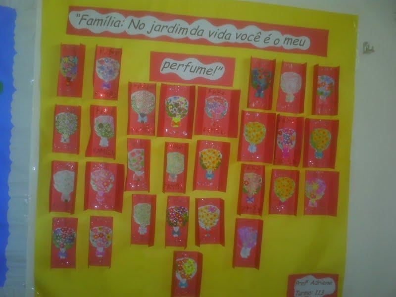 Professora tati sim es sugest o de murais para encontro for Mural de natal 4 ano