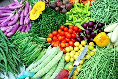 Profert Gübre Nisan Ayı Sebze ve Meyveleri