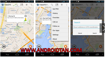 Info Aplikasi Fake Gps Location Spoofer Pro Apk for Android