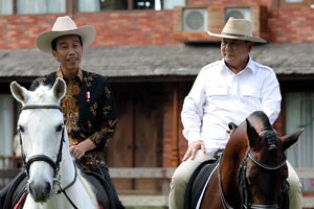 Ditawar Jadi Cawapres Jokowi, Begini Respon Prabowo Subianto