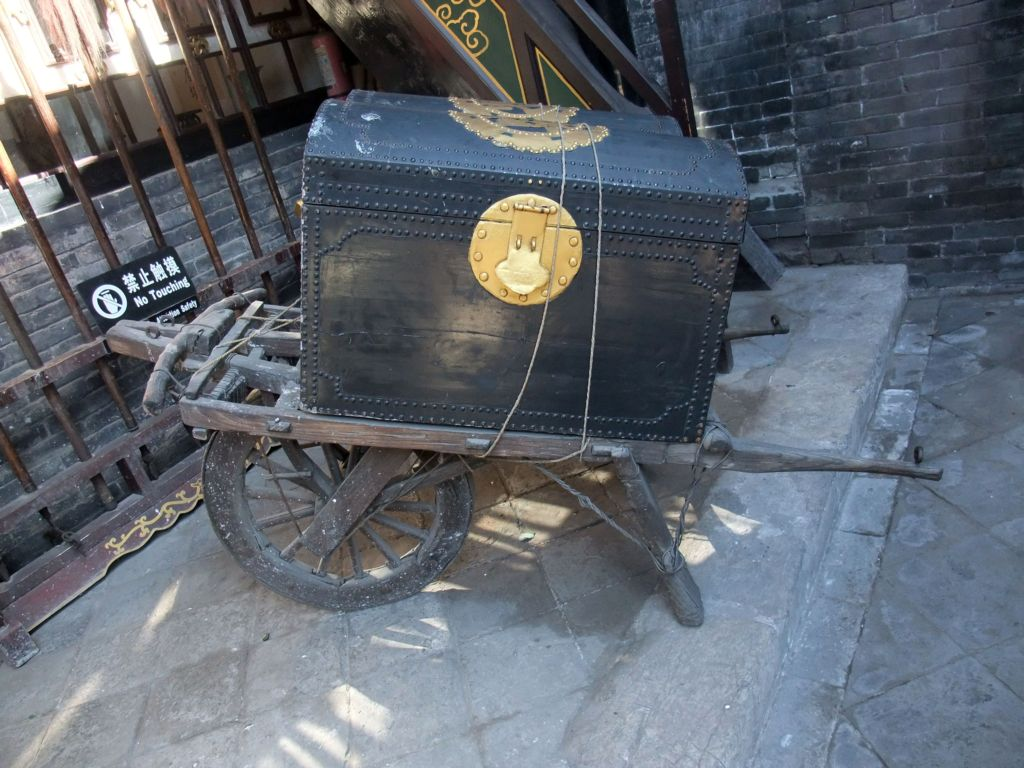 SUKHA: Olden Armed Escorting Services - Pingyao