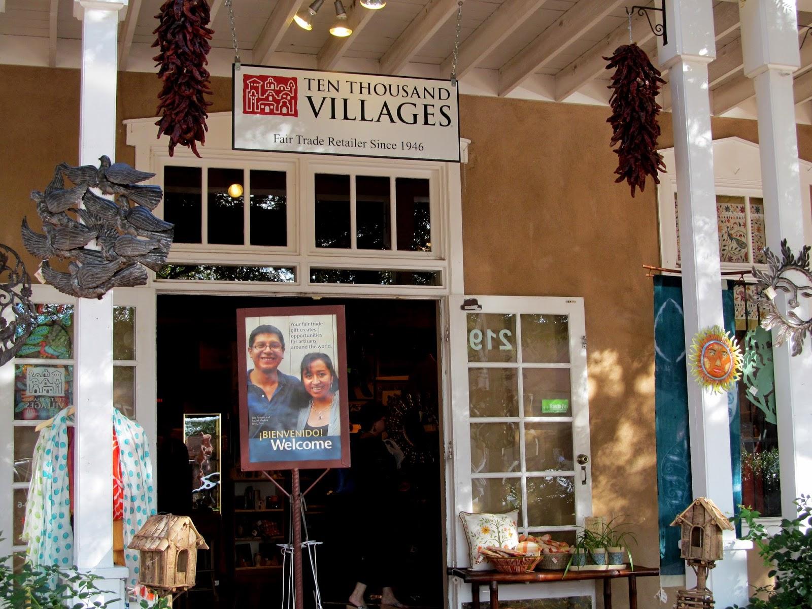 Bread New Mexico Blog: Fair Trade in Santa Fe (Part 2) The