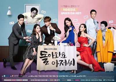 Sinopsis Drama Korea Comeback Mister (2016)