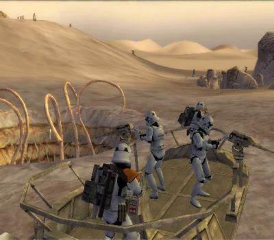 Star Wars: Battlefront (PS2) 2004
