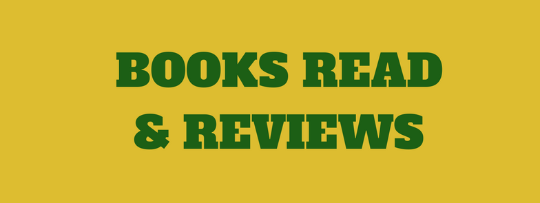 Books Read & Reviews