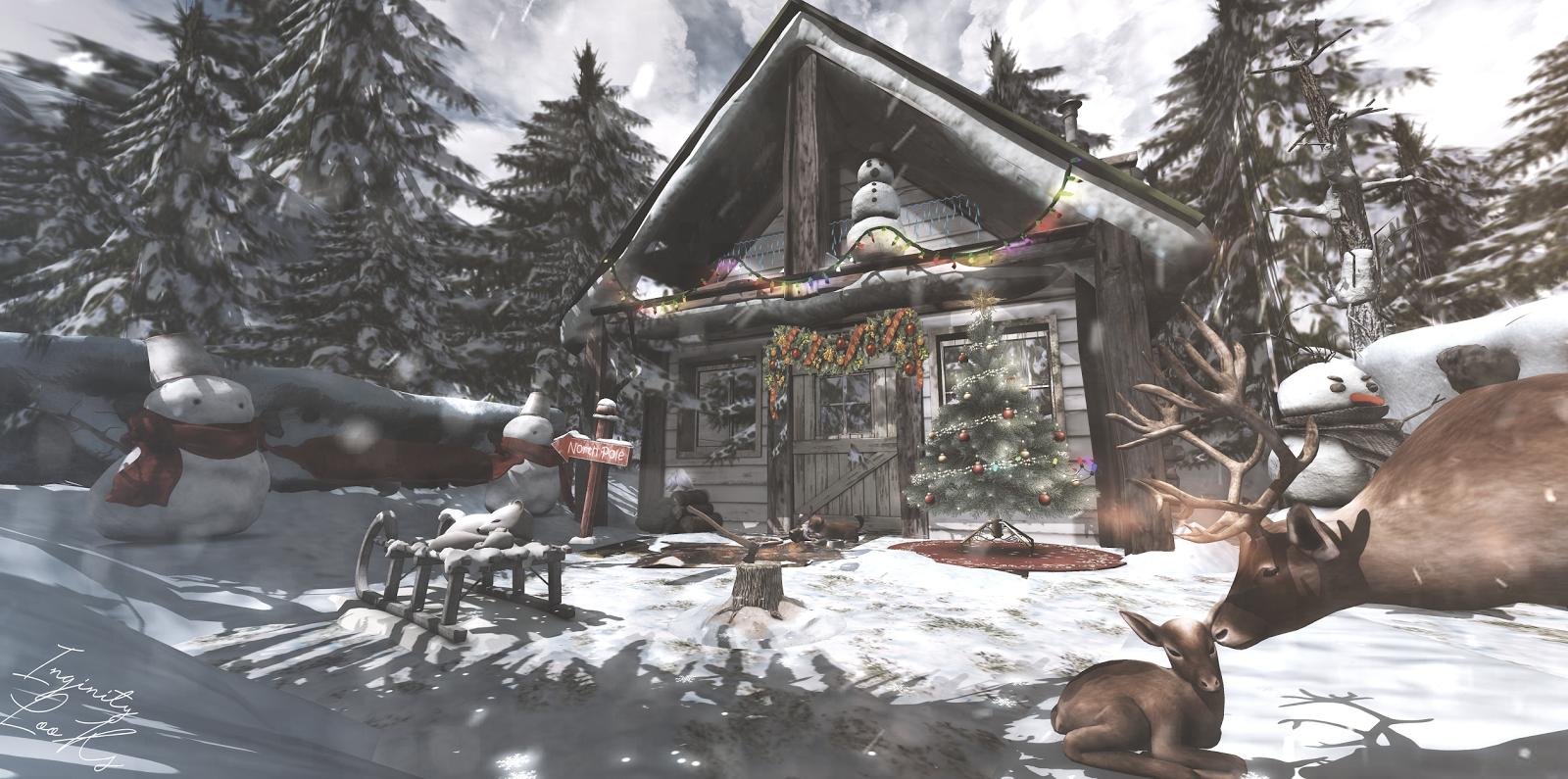 Lovely Christmas .-