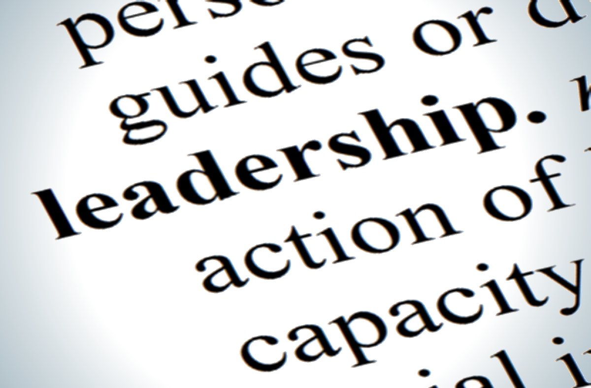 what it means to be a good leader