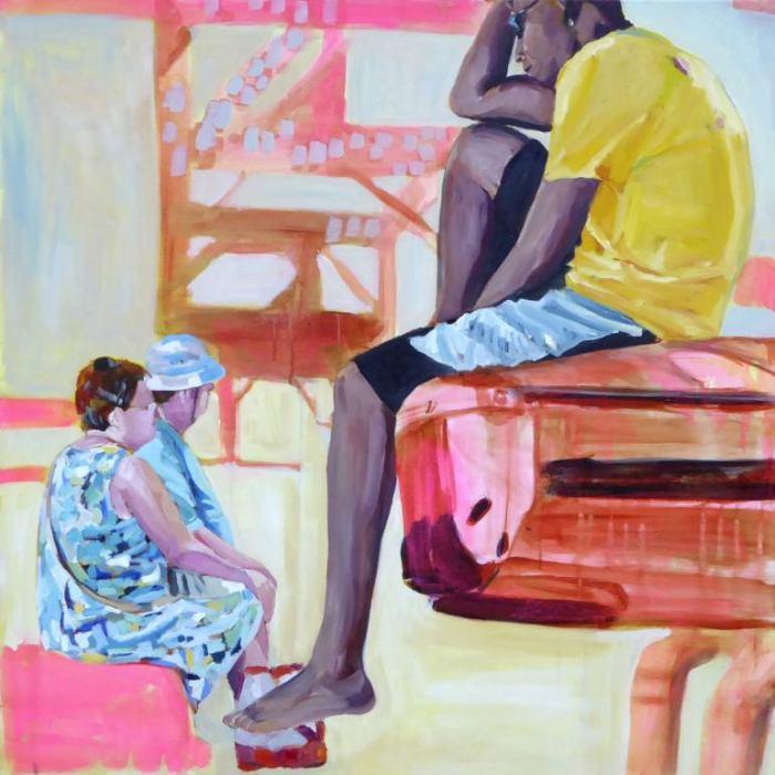 Красочные и очень выразительные. Andrea Doering