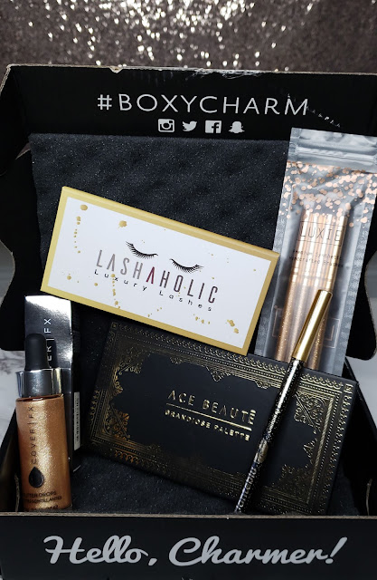 Review: Boxycharm November 2018