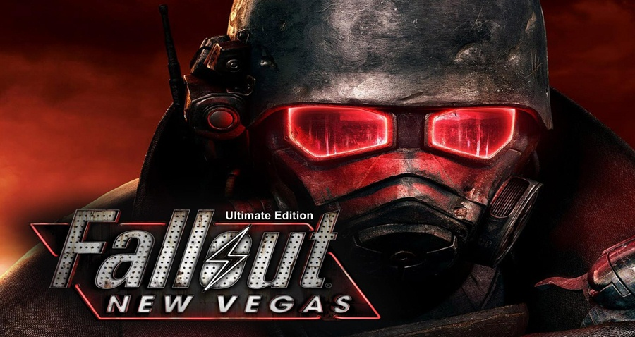 Fallout New Vegas Ultimate Edition Download Poster
