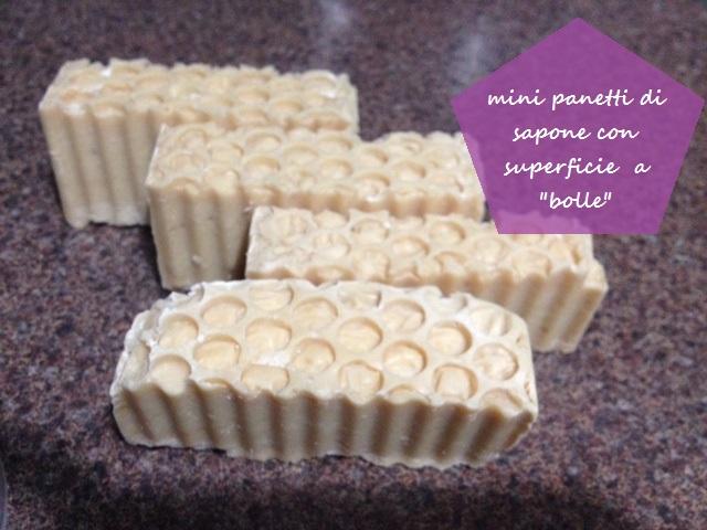 savon delicat pour  eczema surface à bulles