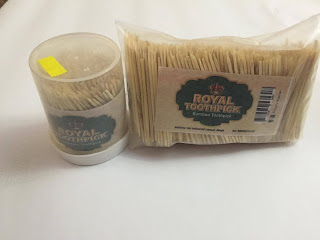 Made in Nigeria Toothpick