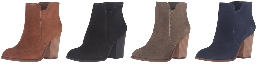 Jessica Simpson Sadora Ankle Booties as low as $19 (reg $139), but most are in the $30-$40 range