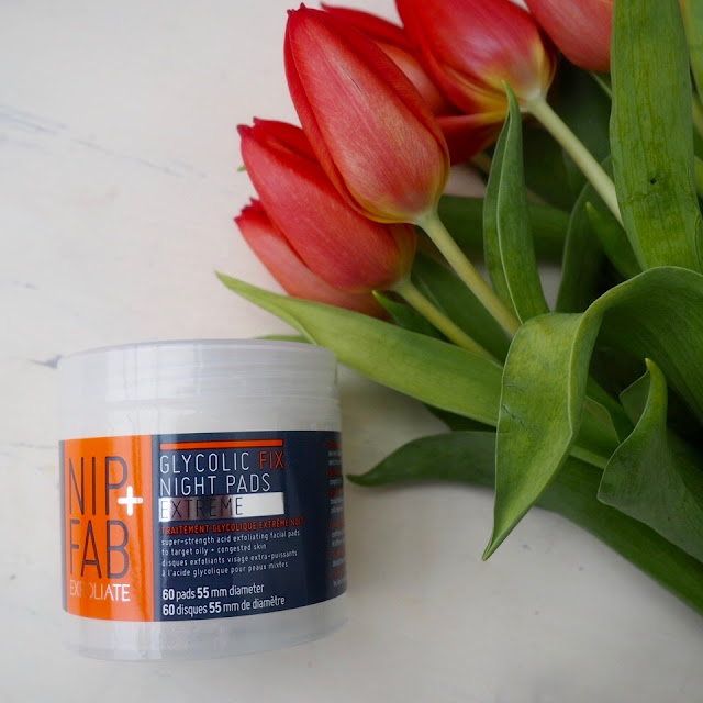 nip+fab glycolic fix pads review