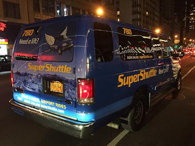 SuperShuttle (スーパーシャトル) | アメリカ