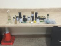 Lucifer, Moore County Sheriff's K-9 Unit Assist In Seizing Drugs
