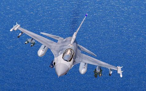 Arma3用F-16戦闘機MOD