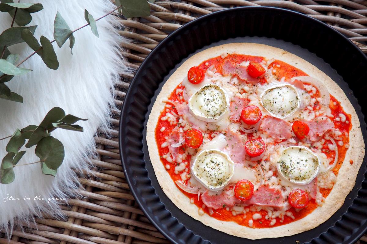 Wrap pizza : une recette rapide, facile & légère