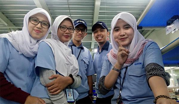 Info Lowongan Kerja PT. Epson Indonesia Desember 2017