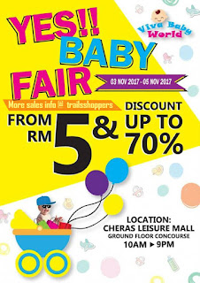 Viva Baby World Yes Baby Fair 2017