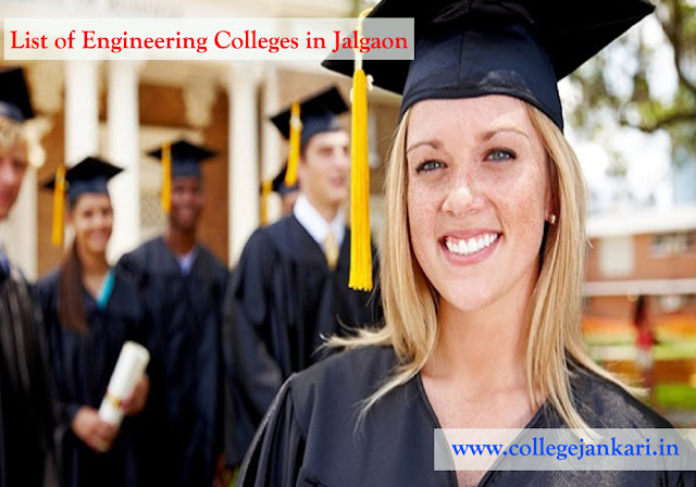 List of Engineering Colleges in Jalgaon