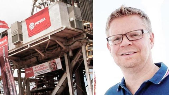 El Banquero Matthias Krull se declara culpable de lavado de dinero de Pdvsa
