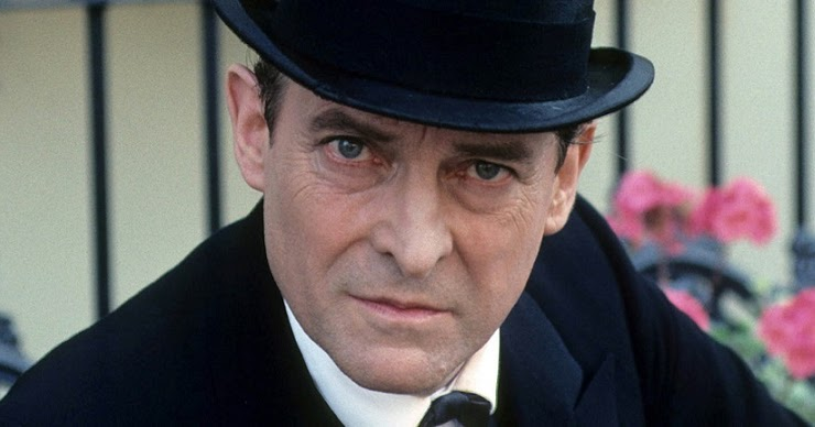 On the 25th Anniversary of Jeremy Brett's Passing