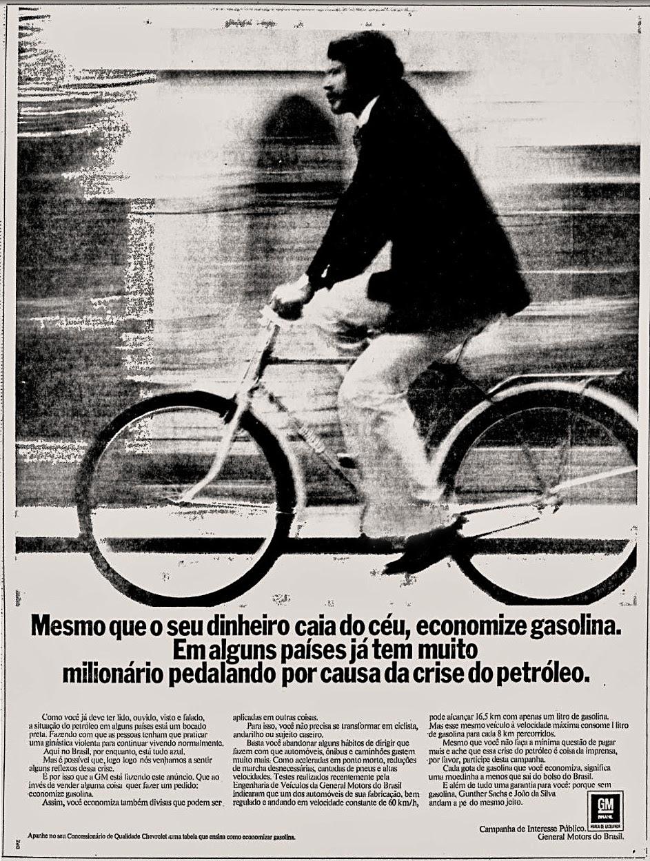anos 70. história da década de 70. propaganda anos 70.