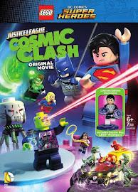 Liga de La Justicia Lego Batalla Cosmica