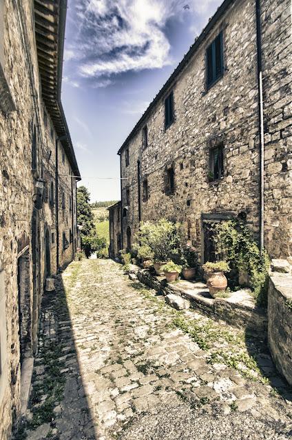 Borgo di Fonterutoli-CantineMarchesi Mazzei