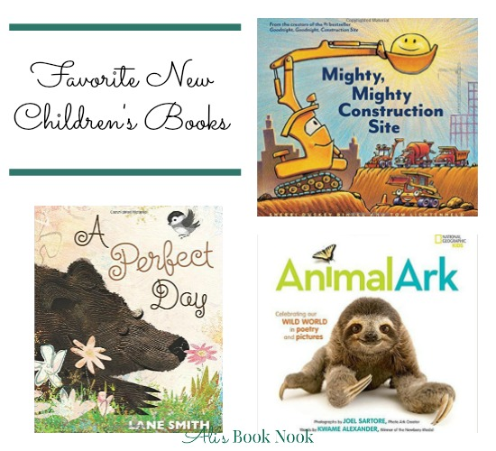 Favorite New Children's Picture Books