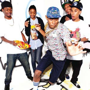 Wolf Gang To The: Odd Future to feature on Watch the Throne